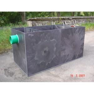 Septik S4 - čov, čistička odpadních vod