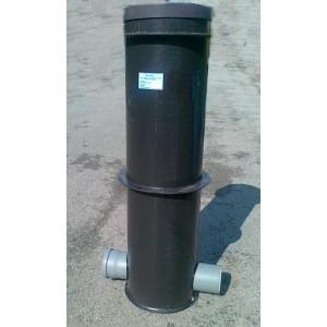 Revizní čistící kanalizační šachta 3 - čov, čistička odpadních vod