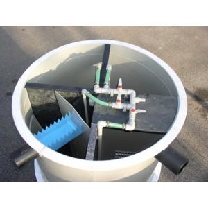 MICRO JA 0,75 - čov, čistička odpadních vod