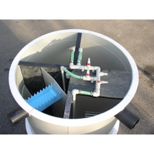 MICRO 2,5 - čov, čistička odpadních vod
