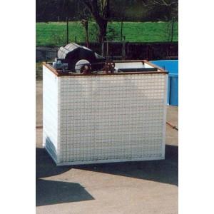 MICRO 9 - automat - čov, čistička odpadních vod